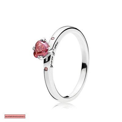 Pandora Scontati You Me ANELLI Multi Colored CZ