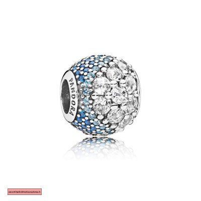 Pandora Scontati Blu Enchanted Pavé Fascino
