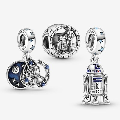Pandora Scontati Disney Star Wars Iconic Characters Fascino Pack